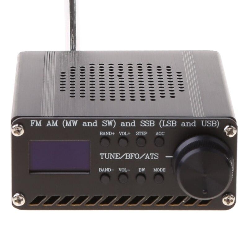 Assembled SI4732 All Band Radio Receiver FM AM (MW & SW) SSB (LSB & USB) enlarge