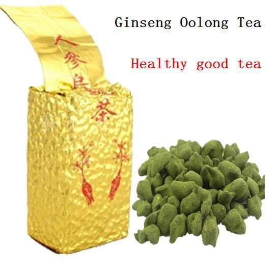 2021 New Tea  250g Famous Health Care Tea  Taiwan Dong Ding Ginseng Oolong Tea  Ginseng Oolong Ginseng Tea  Gift Housewares недорого