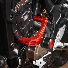 Para 2019 2020 honda cb650r cb 650r quadro sliders corpo fairng protetor protetor do motor acidente almofada caso acessórios da motocicleta