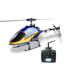 Walkera V450D03 Generation II 2.4G 6CH 6-Axis Gyro Brushless RC Helicopter RTF With Devo 7