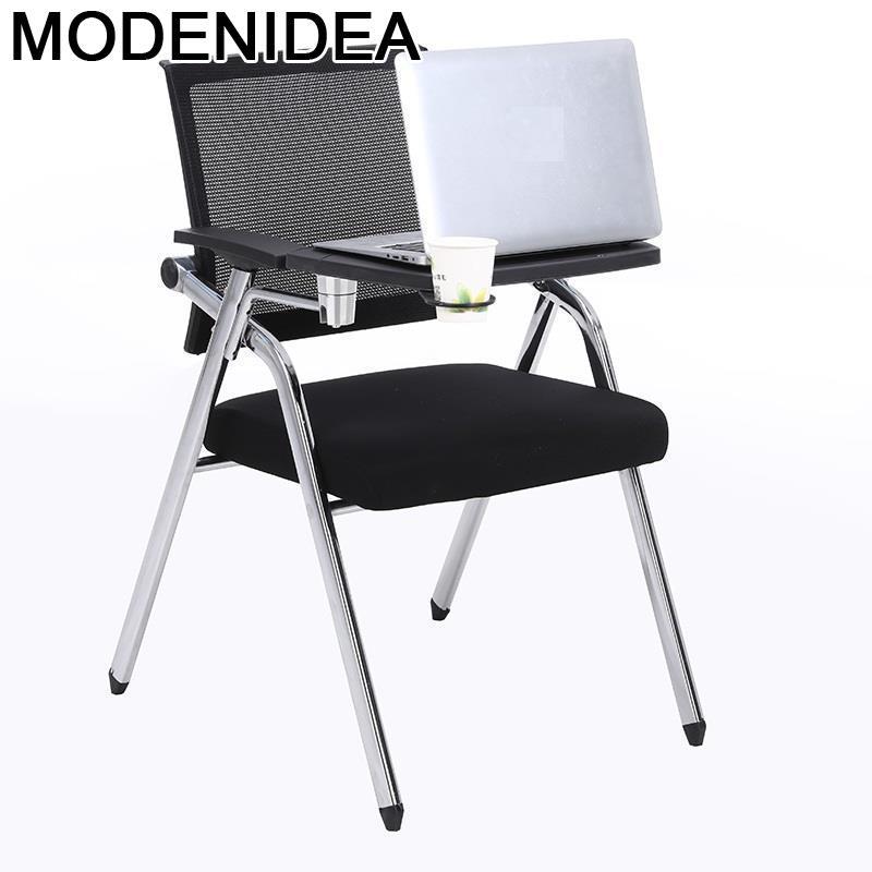 Silla Plegable moderna de Metal para sala de estar, asiento moderno para...