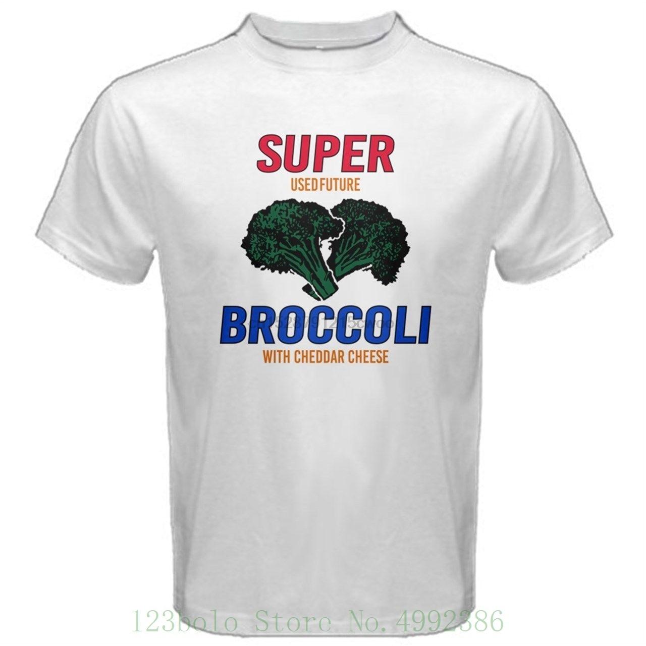 Kpop Nct 127 Super Broccoli 100% Cotton T-shirts Tees Johnny Funny Humour Sub1 Round Neck Teenage Pop Top Tee