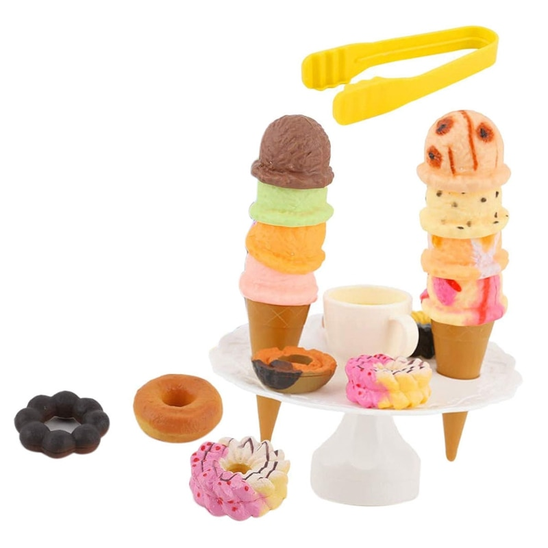 FBIL-Candy Jenga Le equilibrado helado galletas de crema galleta Jenga Gao padres-niño juguetes interactivos para niños