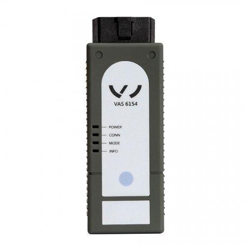 VAS6154 WIFI ODIS5.0.3 ل VAG رمز القارئ أداة تشخيص رقاقة كاملة VAG ماسح ضوئي تشخيصي