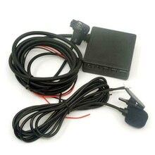 Module Bluetooth mains libres   Câble appel AUX, carte pour Pioneer, voiture stéréo