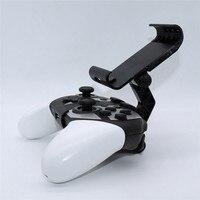 Регулируемый держатель для игрового контроллера с зажимом кронштейн для геймпада, подставка для переключателя/Lite, аксессуары для игрового ...
