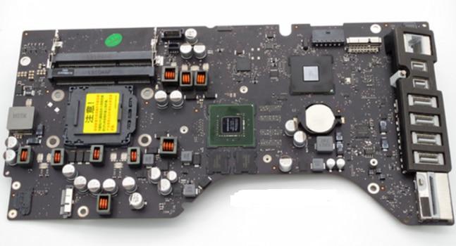 """Prueba de la placa base para MacBook Pro 17 """"2009"""" 2010 A1297 2,53 GHz i5 placa lógica 820-2849-A 661-5472 DE 2011 i7 2,2 GHz 820-2914-B"""