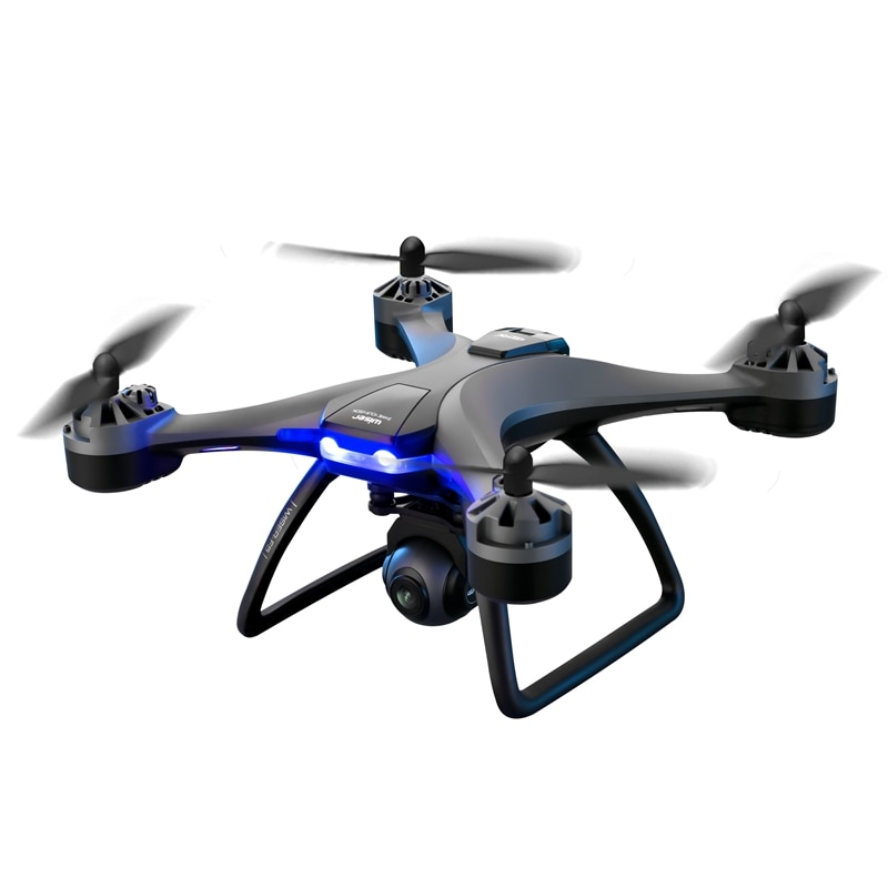 2021 New Drone 6K HD Dual Camera 2.4G / 5.8G WIFI FPV  GPS Keeping Arm Wide Angle-Height Mode Type Foldable RC Quadcopter Toy enlarge