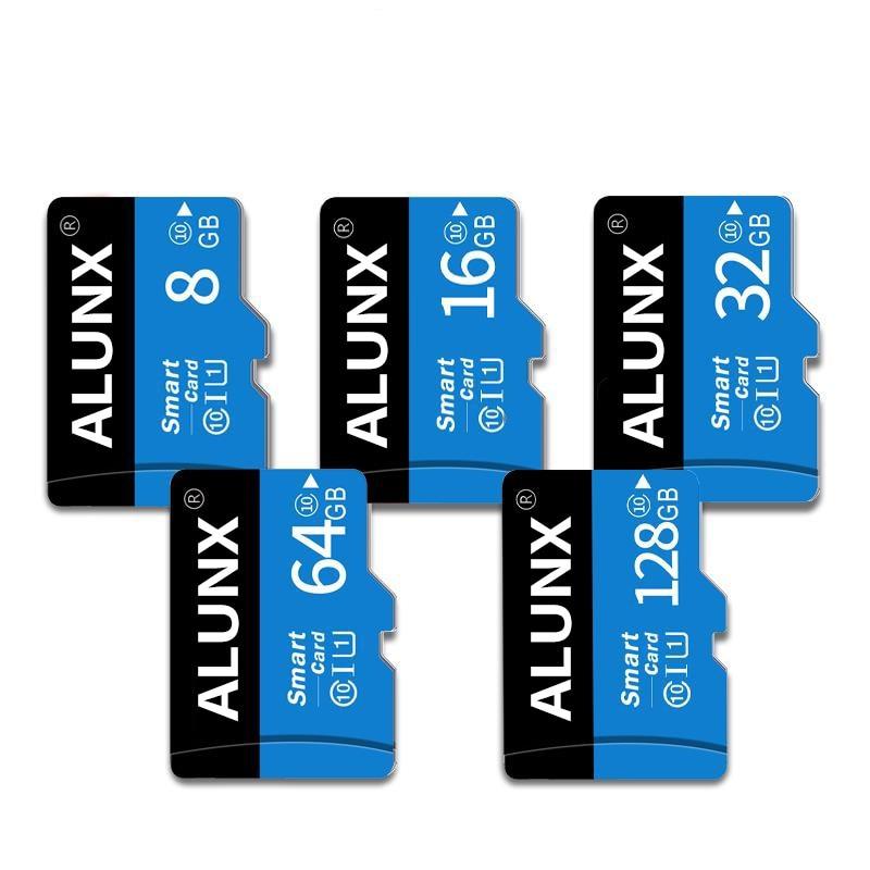 Micro SD TF Card 8 16 32 64 128 256 GB Class 10 Flash Memory Card 8GB 16GB 32GB 64GB 128GB 256GB Mic