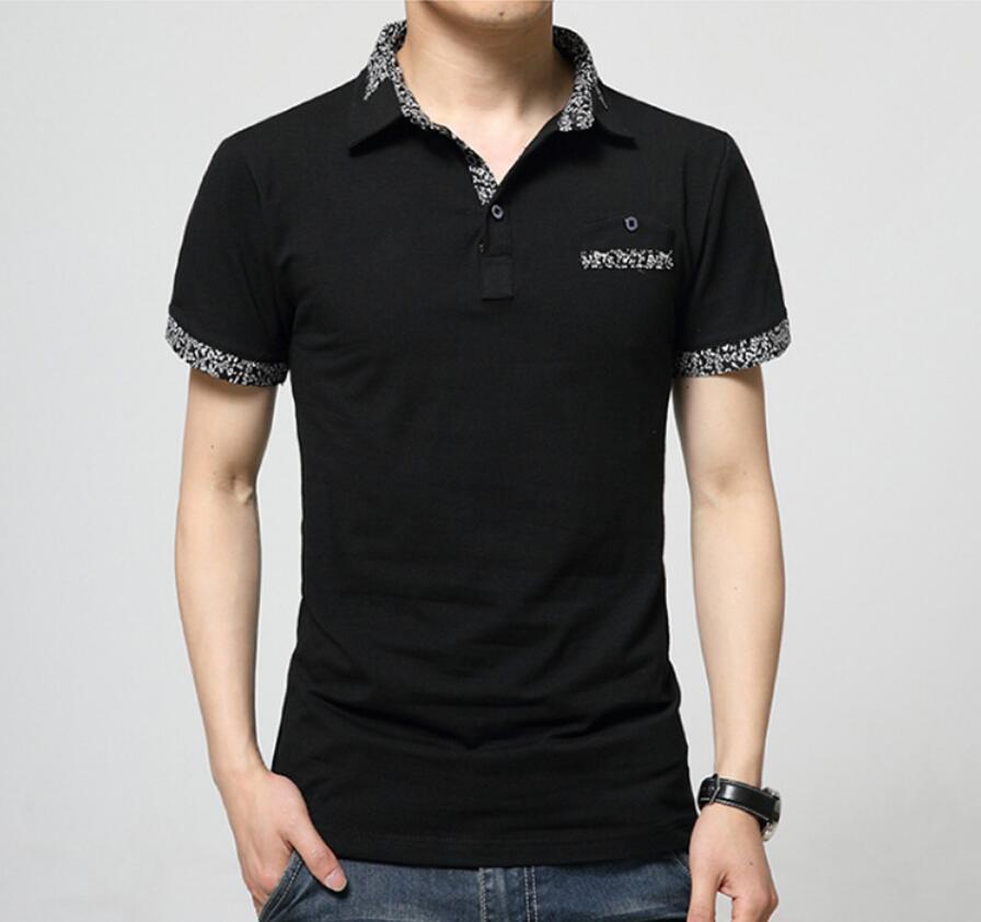 ZNG 2020 New  Summer Business Casual Men Shirt Solid Short Sleeve Man Shirts Fashion Streetwear Male Top Tees Dropshipping