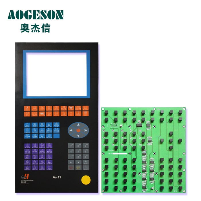 Zhenxiong حقن صب آلة اكسسوارات Ai-11 مفتاح مجلس Ai11-PAN-A1 الكمبيوتر مفتاح الدائرة مجلس مفتاح مجلس