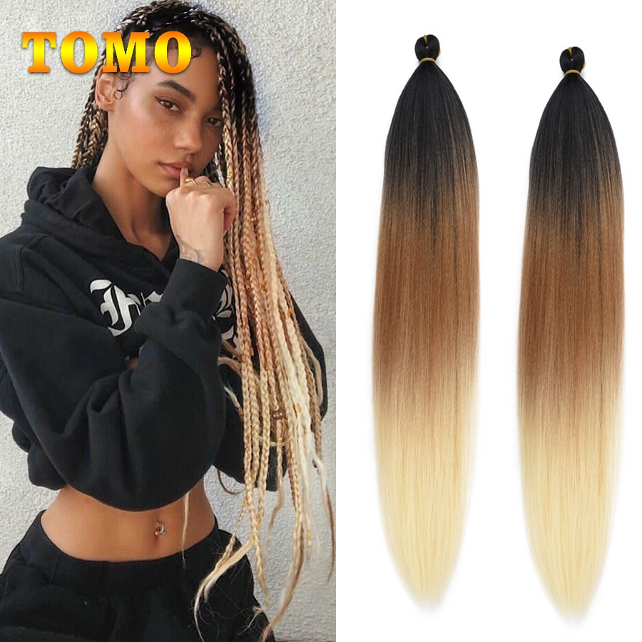 Tomo Synthetic Braiding Hair Extensions 26
