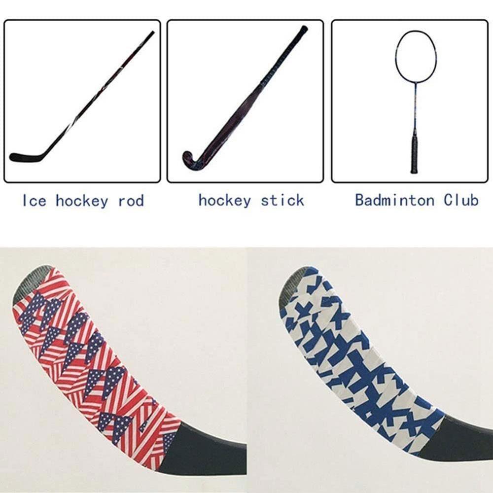 Non-slip Sports Tape Ice Hockey Bar Tape Badminton Bike Handlebar Sticky Grip Cloth Handle Anti-slip Tape