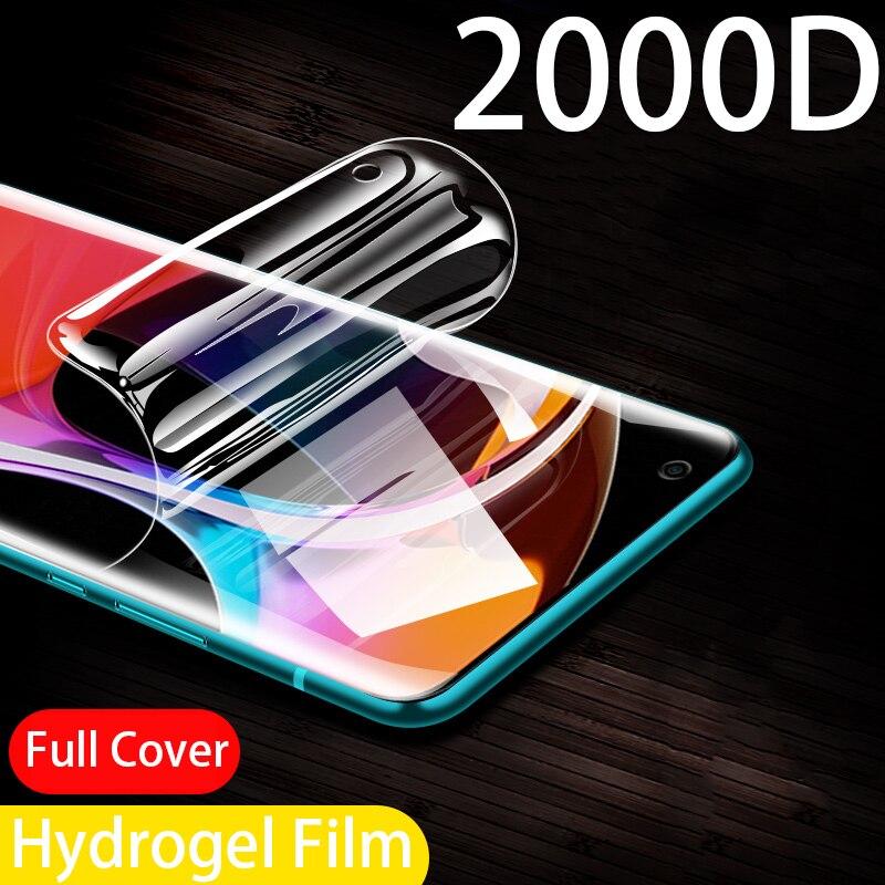 2000D Гидрогелевая пленка для Xiaomi Mi 10 Ultra Note 10 Lite Mi10 Pro Mi10ultra Note10lite мягкая защитная пленка для экрана без закаленного стекла
