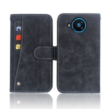 Hot! For Nokia 8.3 5G Case Luxury Wallet Flip Leather Phone Bag cover Case For Nokia 8.3 5G with Fro