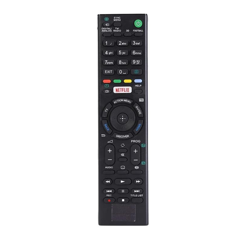 Nuevo mando a distancia inteligente para TV Sony TV Netflix RM-ED050 RMT-TX100D mando a distancia Universal para todas las Smart TV Sony
