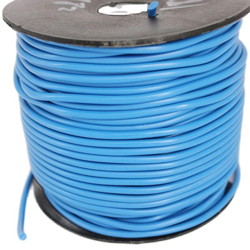 100m PVC Dark Blue Plastic Welding Rod Welding Wire Ø4mm