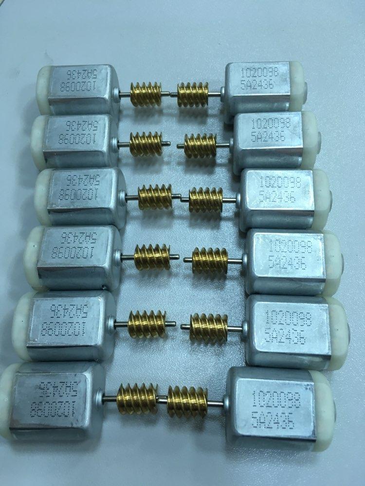 Автомобильный Центральный двигатель AZGIANT, 12 шт., двигатель постоянного тока для Land Rover FC280, карбоновые ЩЕТОЧНЫЕ двигатели 1020098