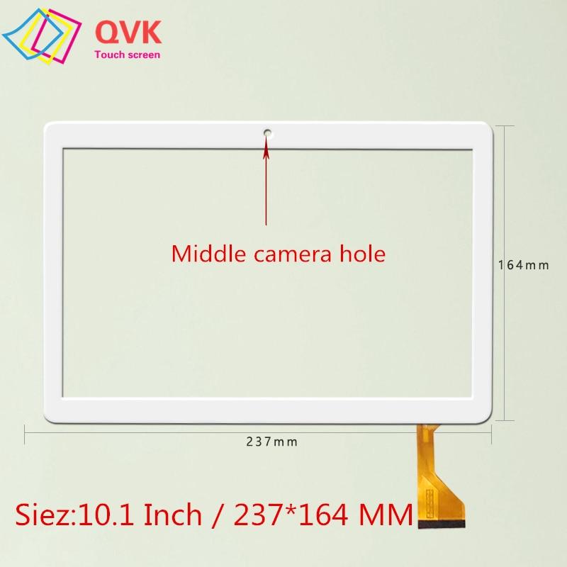 10,1 pulgadas para tableta PC Mediatek ZL10 pantalla táctil capacitiva Reparación de panel piezas de repuesto