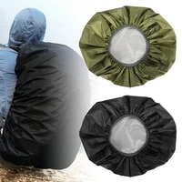 rain cover backpack reflective 30l 40l 50l waterproof bag camo tactical outdoor camping hiking climbing dust raincover