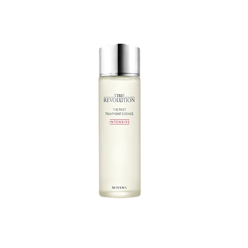 MISSHA Time Revolution The First Treatment Essence 150ml Anti Aging Serum Face Care Moisturizing Cream Korea Whitening Essence