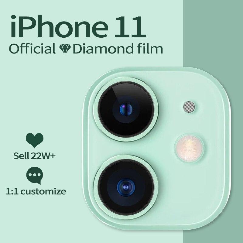Joyroom 3D Задняя крышка объектива Защитное стекло для экрана для iPhone 11 Pro Max закаленное стекло для iPhone 11 Защитная пленка для камеры