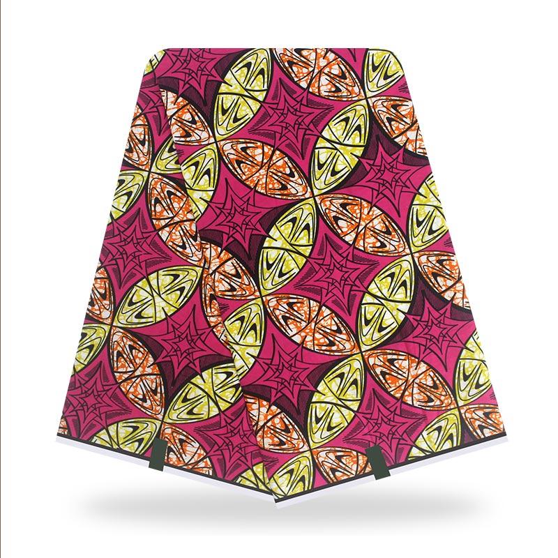 100% cotton fabric African wax 2020 new design original Ankara high quality for women 6yards