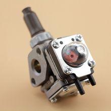 Carburador carb substituição para kawasaki th43 th48 motor strimmer bushcutter jardim água moteur thermique 4 temps