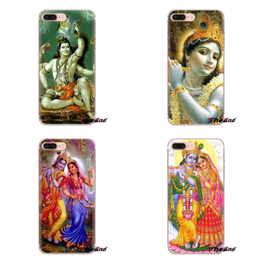 Vintage Krishna avatares dios hindú para Huawei G7 G8 P7 P8 P9 P10 P20 P30 Lite Mini Pro P Smart funda para teléfono Plus 2017 2018 2019