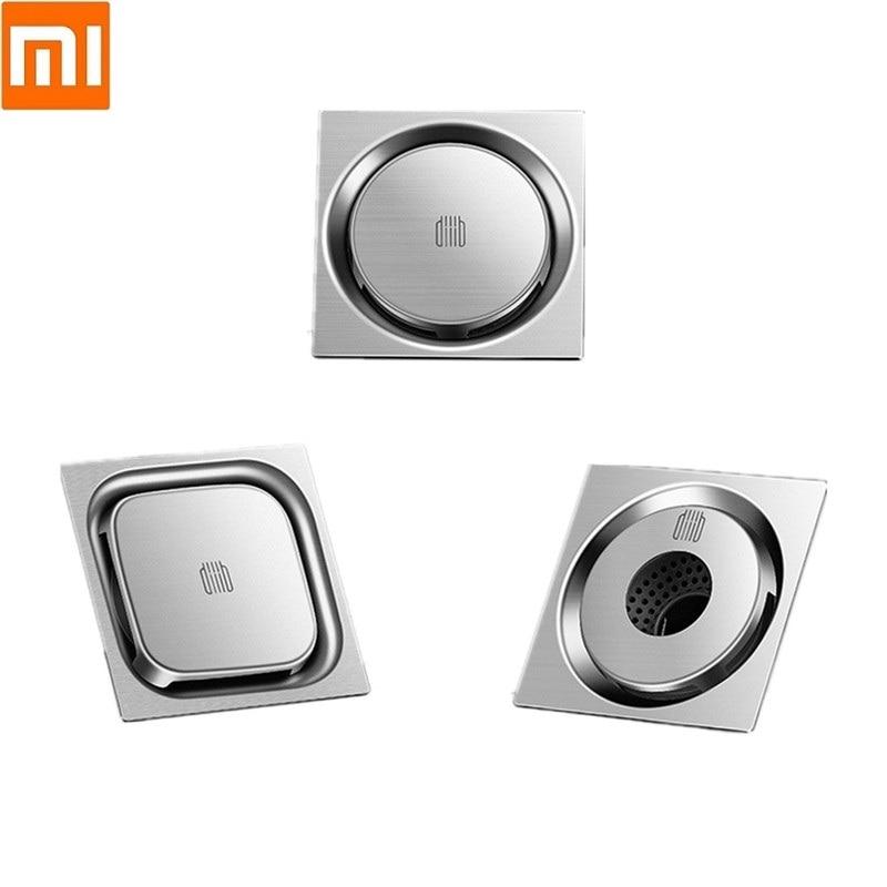 Xiaomi Diiib дезодорант, защита от насекомых, стиральная машина, слив пола, ванная комната, кухня, большой фильтр из нержавеющей стали 304