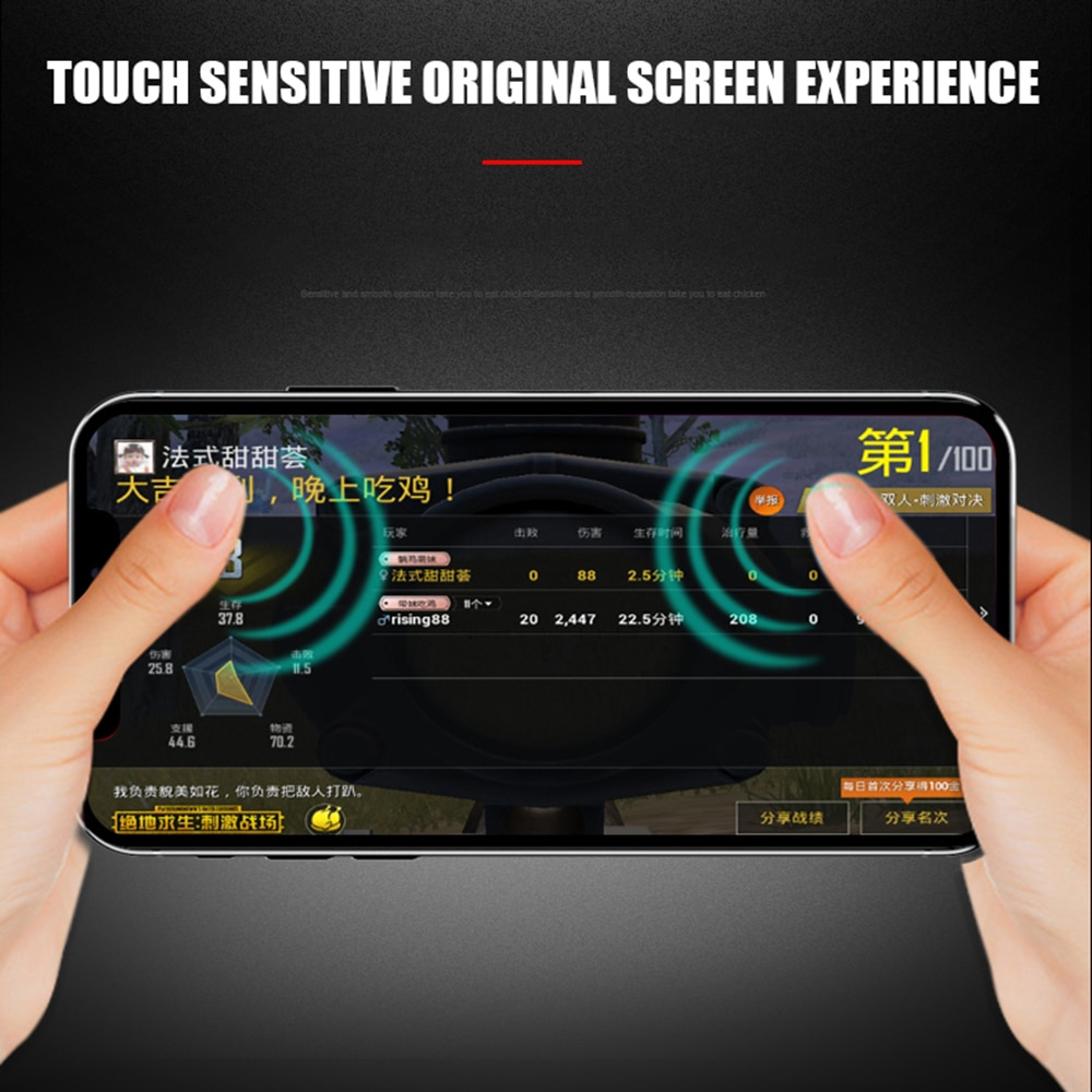 Anti Blue Light Hydrogel Film For iPhone 12 11 Pro Max Min Screen Protector for iPhone 6 7 8 plus X XR XS Max SE 2020 No Glass  - buy with discount
