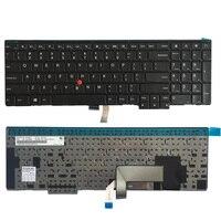 חדש בארהב מקלדת עבור lenovo IBM Thinkpad E540 E545 E531 T540 T540P W540 W541 W550sseries בארהב מחשב נייד מקלדת 04Y2426