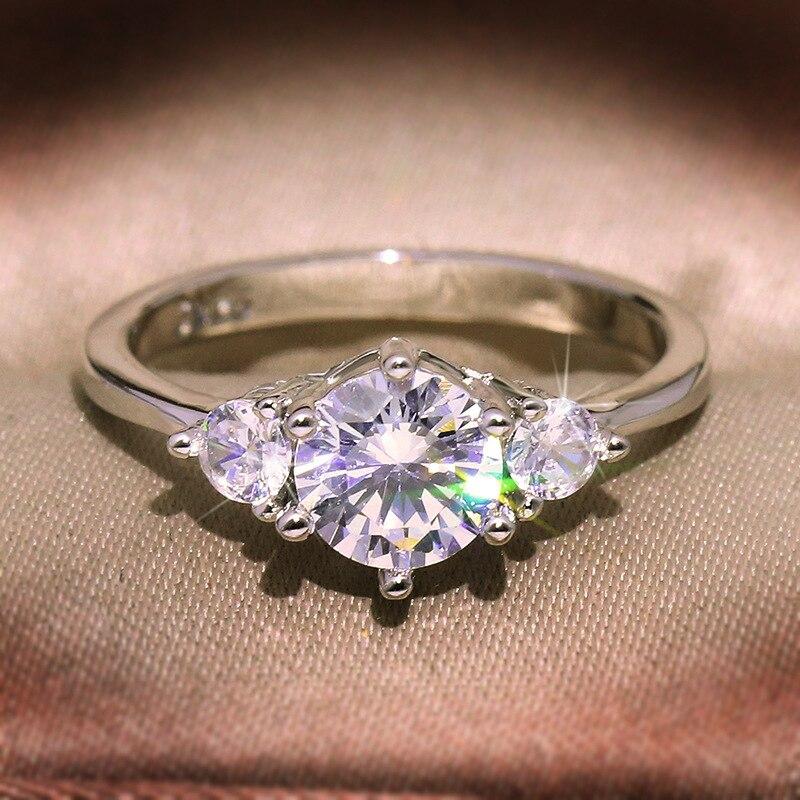 Женские серебряные обручальные кольца с бабочкой, серебряные кольца с бриллиантами в ретро стиле для пар, серебряные кольца 925 пробы, 925