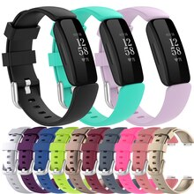 2021 New Silicone Bands For Fitbit Inspire 2 Smart Wrist Strap Loop For Fitbit Inspire 2 Bracelet Wa