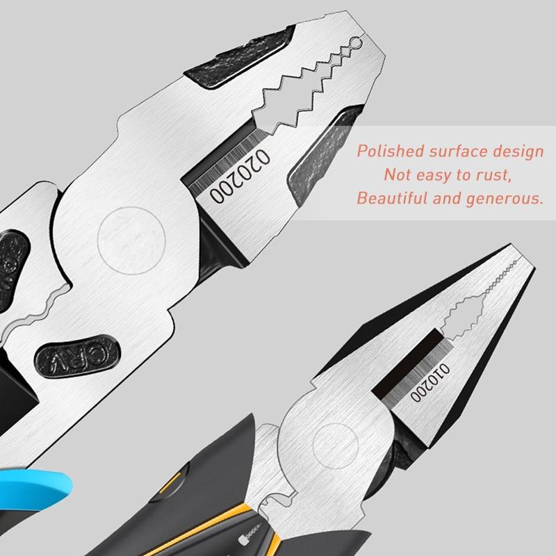 6 '' 8 '' 9 '' multifunktsionaalsed tangid, kombineeritud tangide - Käsitööriistad - Foto 3