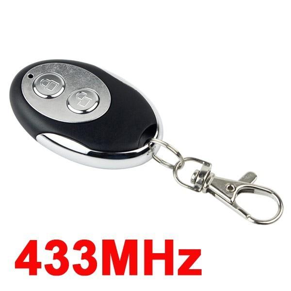 Универсальный пульт дистанционного управления для дверей гаража, 433,92 МГц