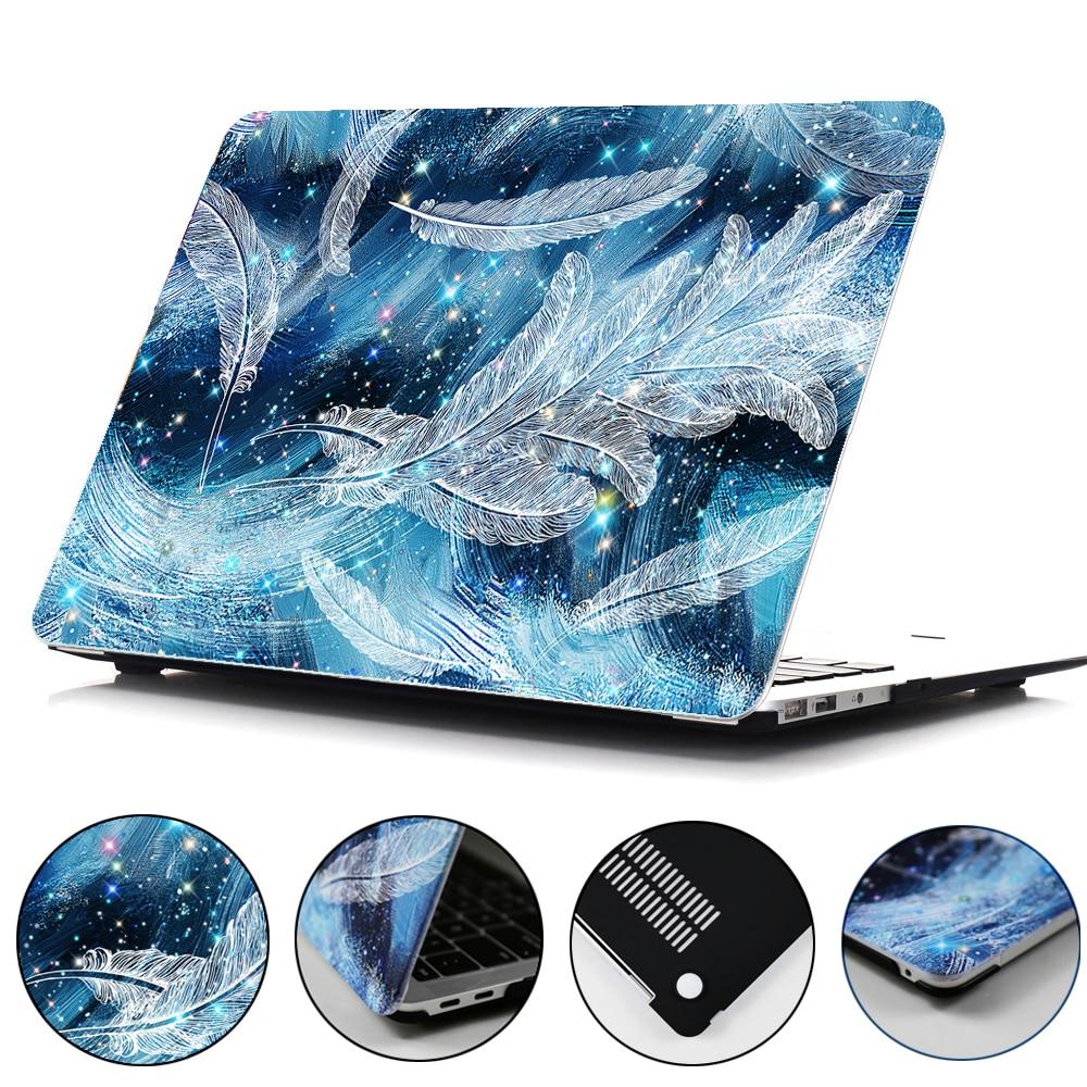 Funda de portátil para MacBook ID táctil Bar 2020 A2289 A2251 A2179, funda para Air 13 A1466 A1369 Pro Retina 11 13 15 16 A2141 2019