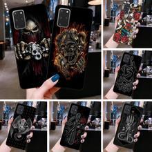 Mysterium gothic fantasy artprint Phone Case for Samsung S20 plus Ultra S6 S7 edge S8 S9 plus S10 5G