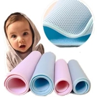 baby bamboo reusable diapers kids waterproof mattress bedding diapering changing mat three layer sheet care pad for babies