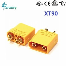 XT90 XT-90 Plug Male Female Bullet Connectors Plugs For RC Lipo Battery Quadcopter Multicopter For A
