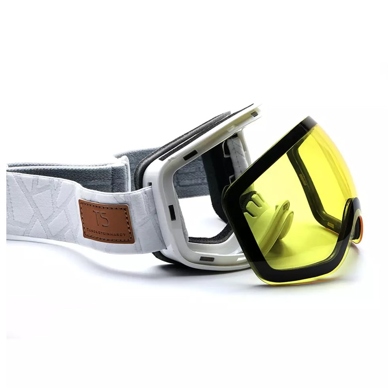 Youpin TS Adult Ski Goggles Anti-Fog Snowboard Snowmobile Mask Glasses Men Women Outdoor Sport Protection Skiing Goggles enlarge