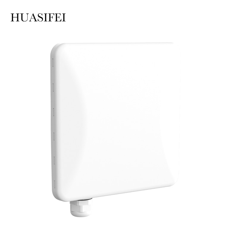 شبكة واي فاي من HUASIFEI 5G لاسلكية 1200mbps CPE 1*10/100/1000M Auto MDI/MDIX RJ45 LAN منفذ واي فاي راوتر لبطاقة sim