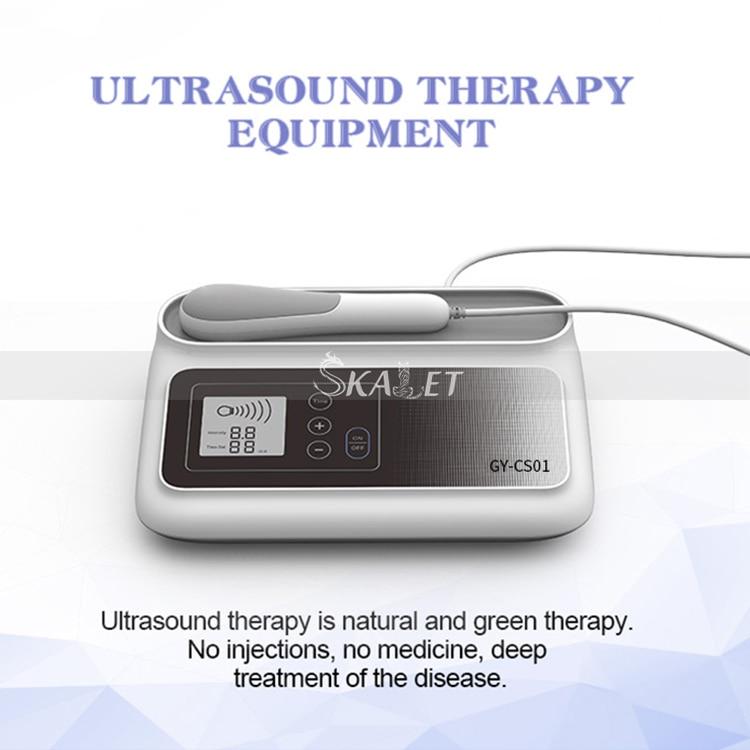 معدات العلاج الكهربائي بالموجات فوق الصوتية عالية الجودة ، معدات العلاج الطبيعي بالموجات الصدمية للعناية بالقدم وتخفيف الآلام