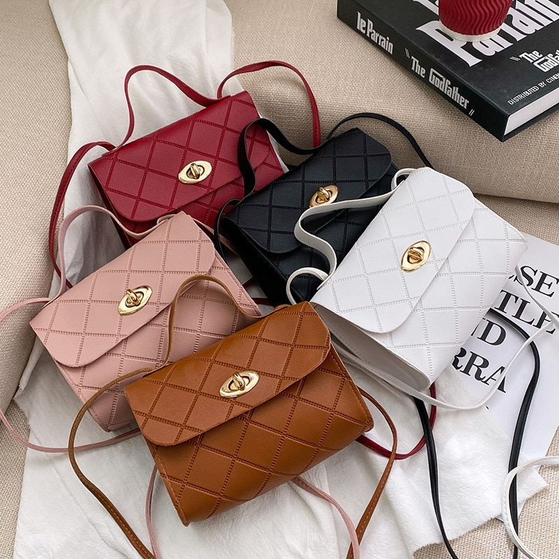 Mini Bags for Women Smartphone Wallet Card Pocket Luxury Bags Kawaii Bag Small Bag Purse for Cards Money Bag Female Wallet