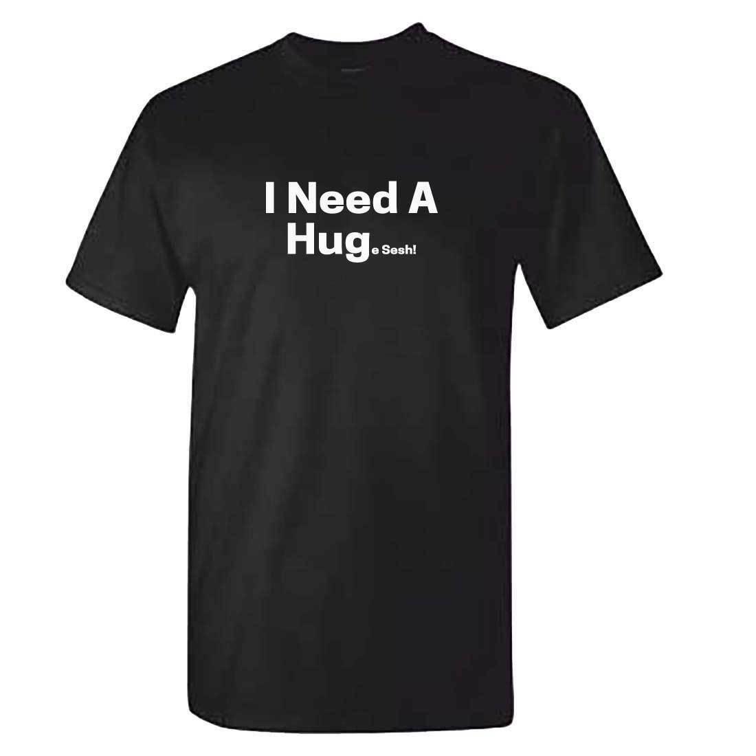 ¡Gran costura para hombre! Camiseta-divertida broma grosera maldecir-broma de tipo caliente