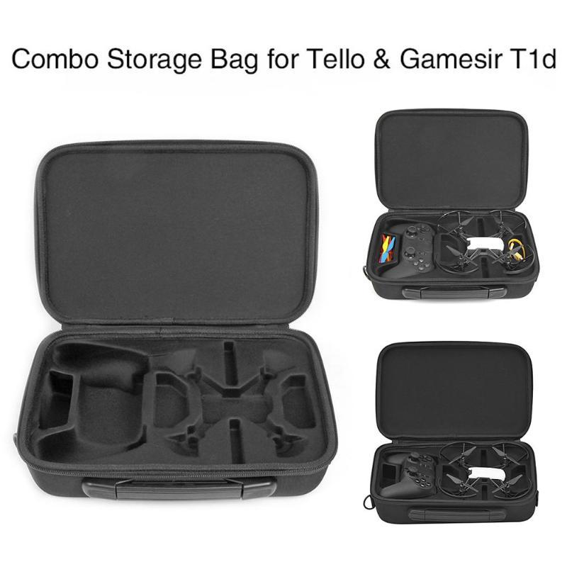 Funda para hombro portátil impermeable para DJI Tello Gamesir T1d mando a distancia excelente artesanía buena durabilidad