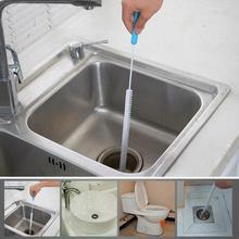Brosse de nettoyage des égouts évier   Évier de cuisine, baignoire pliable, tuyau de dragage de toilettes, serpent brosse outils de nettoyage de la cuisine de la salle de bains