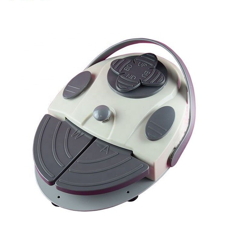 Фото - Dental Products 4 Hole Dental Unit Multi-Function Foot Pedal Foot Control for Dental Chair/Dental Equipments 1pcs dental 4 in 1 valve quadruple diaphragm valve dental chair unit valve for dental handpiece foot control equipment parts