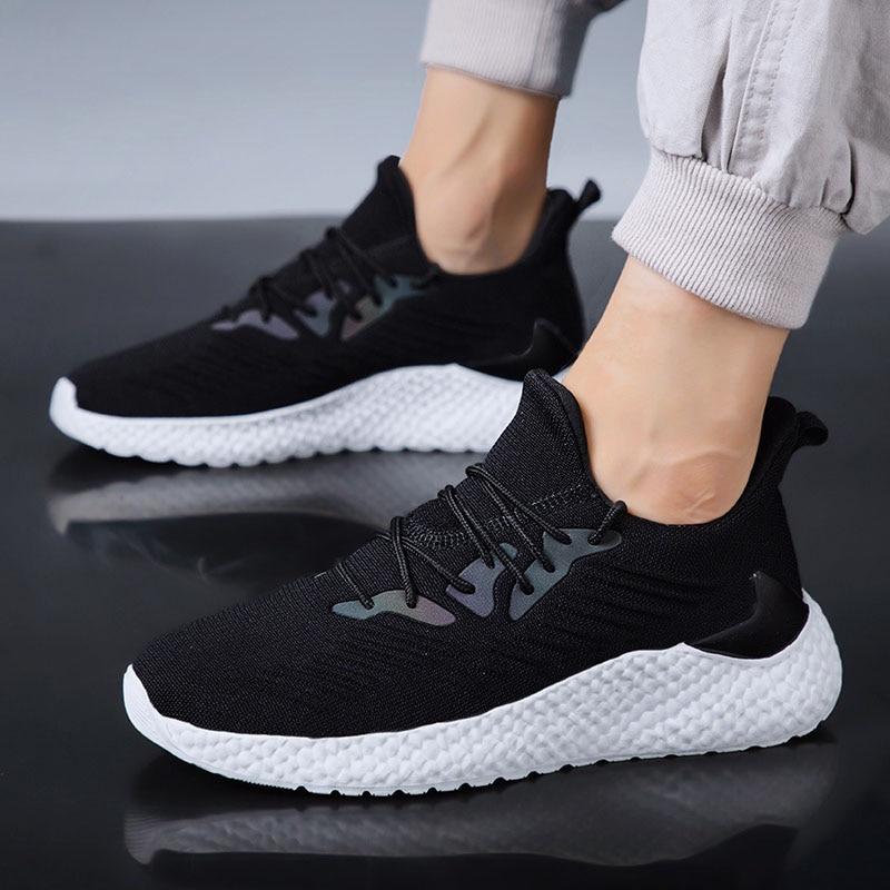 Homens moda casual sapatos de verão 2020 produtos de tendência leve respirável tamanho grande unisex tênis tenis masculino esportivo