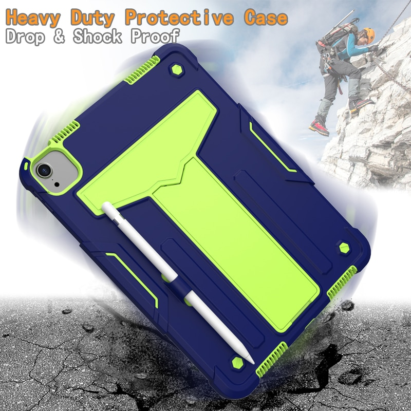 11 inch Heavy Case Shock pro Proof 2020 A2230) A2231 iPad (A2228 Protective 11 For Duty A2068